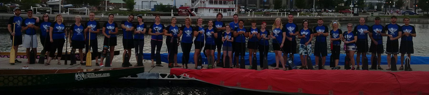 Dragon Boat Barrie – Paddles Up!